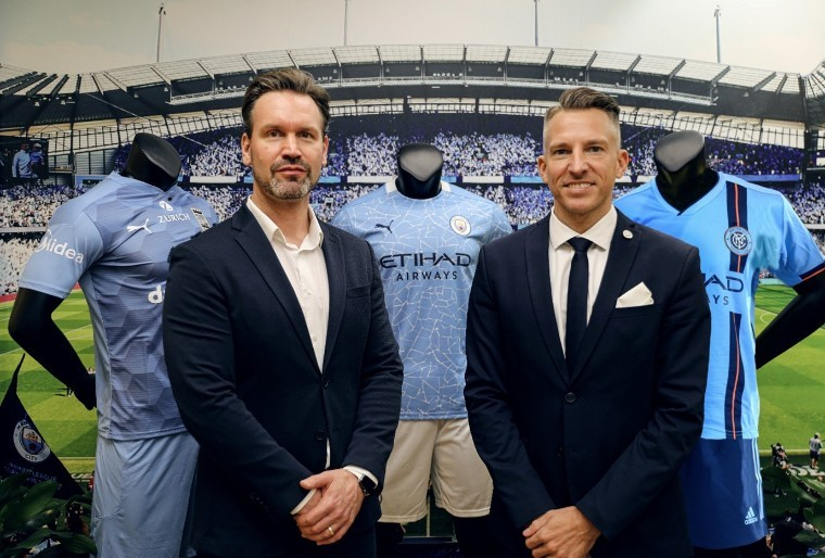 Midea amplía asociación con Manchester City y City Football Group
